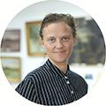 Sille Enke Bræmer lille portrætfoto