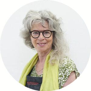 Om os portrætfoto af Susan Ritterband malerikonservator ejer af MaleriKonservering